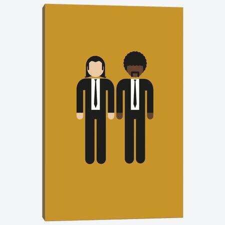 Vinnie And Jules I Canvas Print #VHE146} by Viktor Hertz Canvas Art