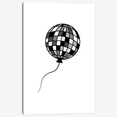 Goodbye Disco In Black And White Canvas Print #VHE163} by Viktor Hertz Art Print