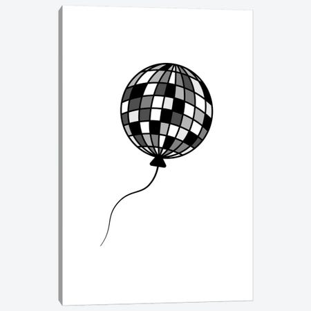 Goodbye Disco In Black And White Canvas Print #VHE163} by Viktor Hertz Art Print
