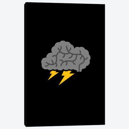 Brain Storm Canvas Print #VHE183} by Viktor Hertz Canvas Art Print