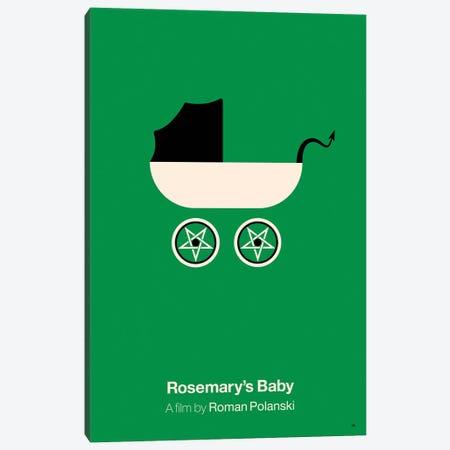 Rosemary's Baby Canvas Print #VHE18} by Viktor Hertz Canvas Artwork