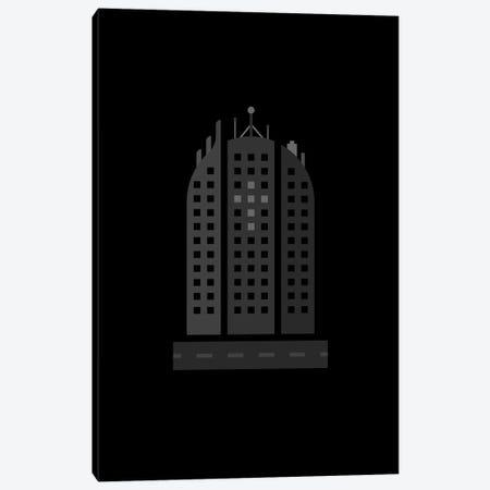 Dead City Canvas Print #VHE219} by Viktor Hertz Art Print