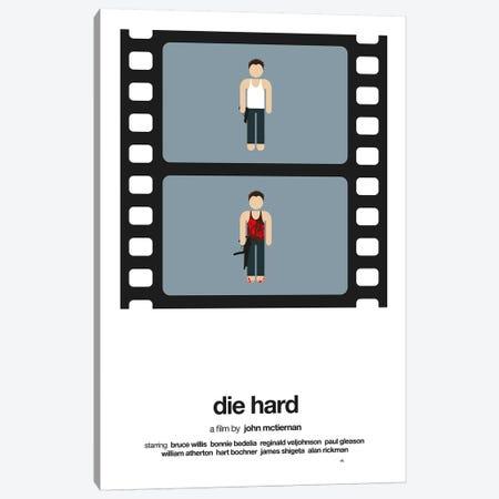 Die Hard Canvas Print #VHE25} by Viktor Hertz Canvas Wall Art