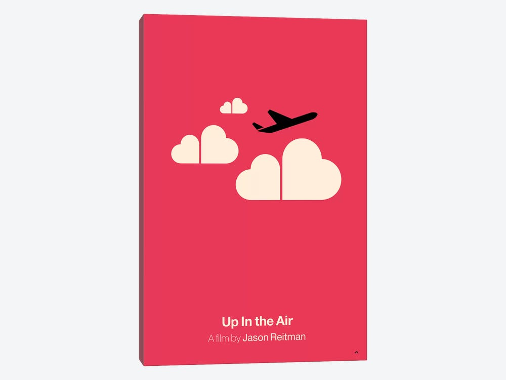 Up In The Air by Viktor Hertz 1-piece Canvas Art