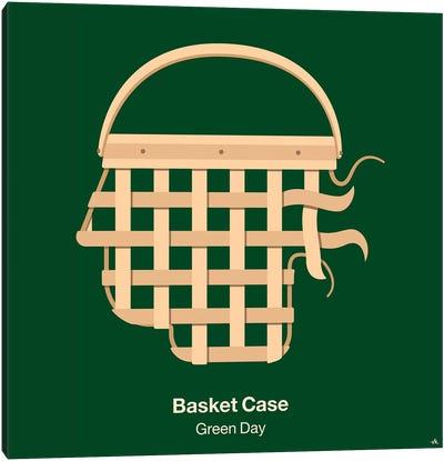 Basket Case Canvas Art Print