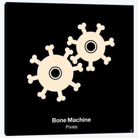 Bone Machine Canvas Print #VHE31} by Viktor Hertz Canvas Artwork