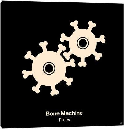 Bone Machine Canvas Art Print