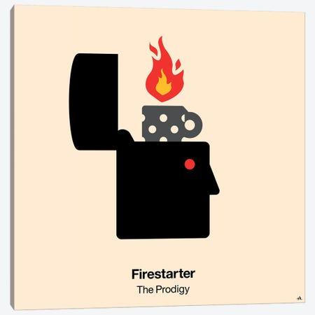Firestarter Canvas Print #VHE45} by Viktor Hertz Canvas Artwork