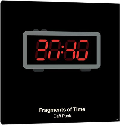 Fragments Of Time Canvas Art Print