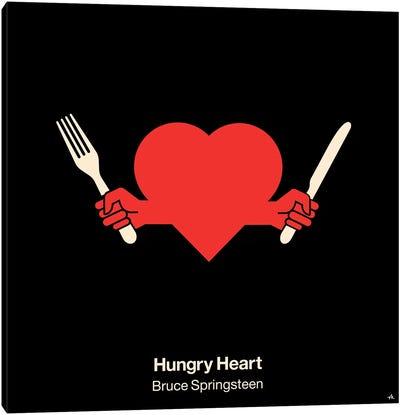 Hungry Heart Canvas Art Print