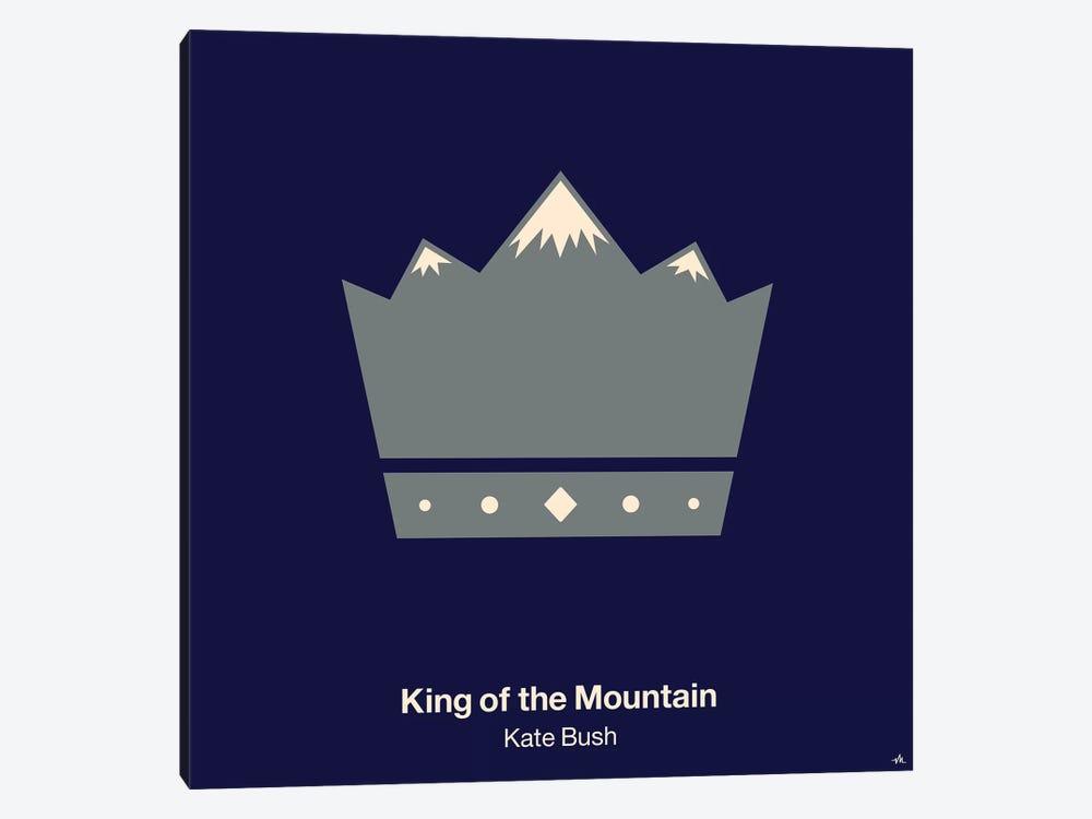 King Of The Mountain by Viktor Hertz 1-piece Canvas Artwork