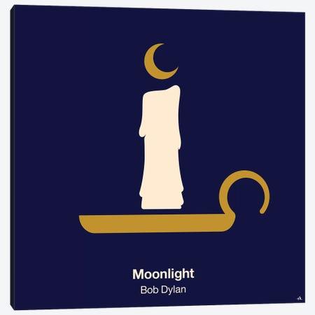 Moonlight 3-Piece Canvas #VHE69} by Viktor Hertz Canvas Art Print