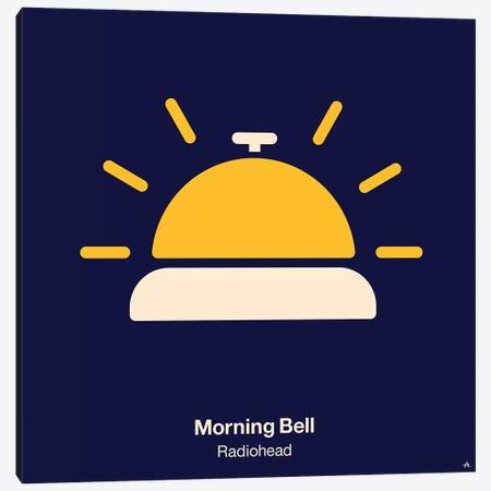 Morning Bell Canvas Print #VHE70} by Viktor Hertz Canvas Artwork