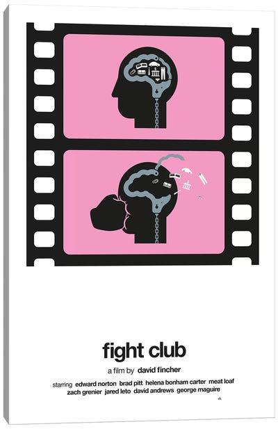 Fight Club Canvas Art Print