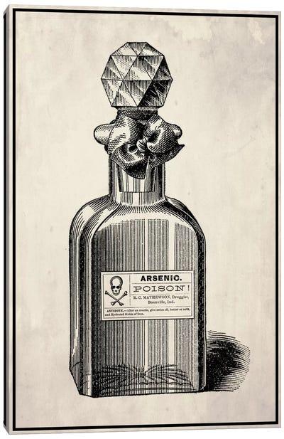 Poison Perfume Canvas Print #VHI5