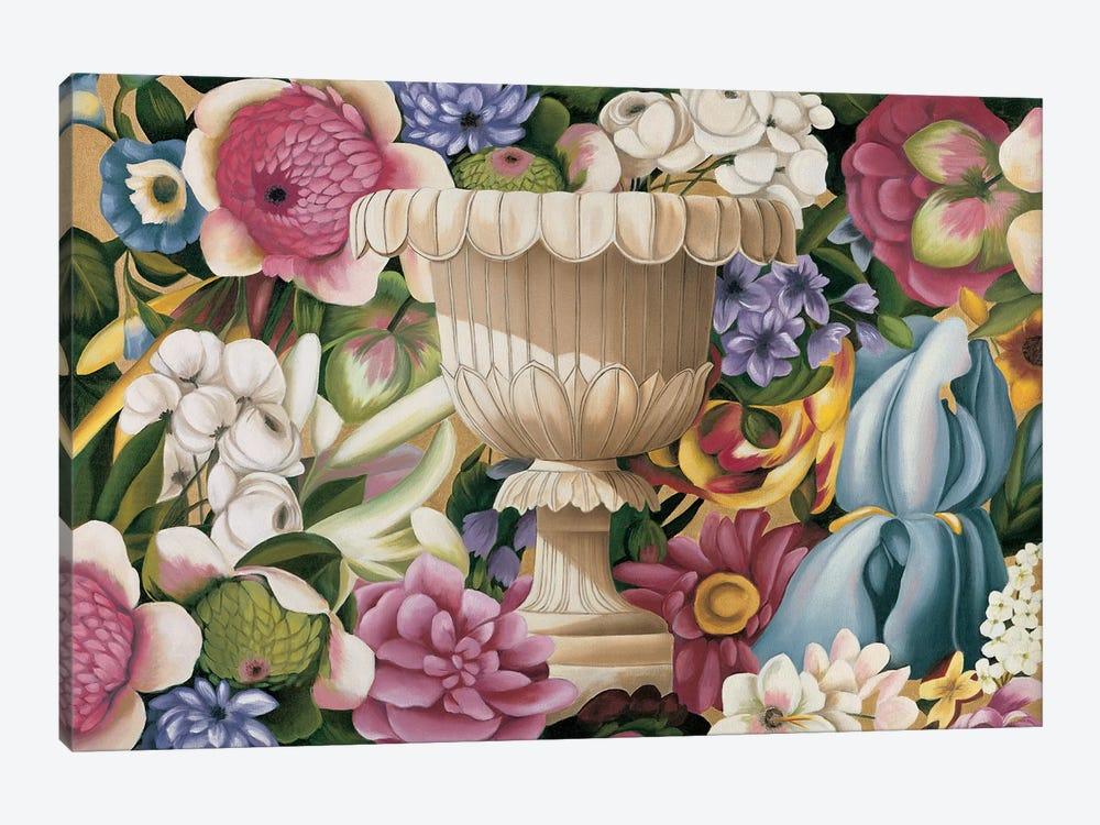 Floral Festa II by Virginia Huntington 1-piece Art Print