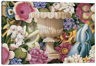 Floral Festa II Canvas Art Print
