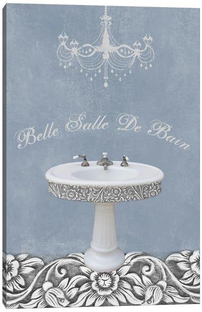 Sink Belle I Canvas Art Print