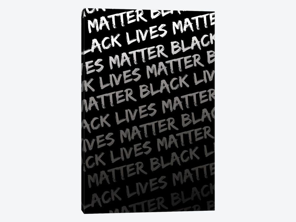 Black Lives Matter IX by Victoria Brown 1-piece Canvas Wall Art