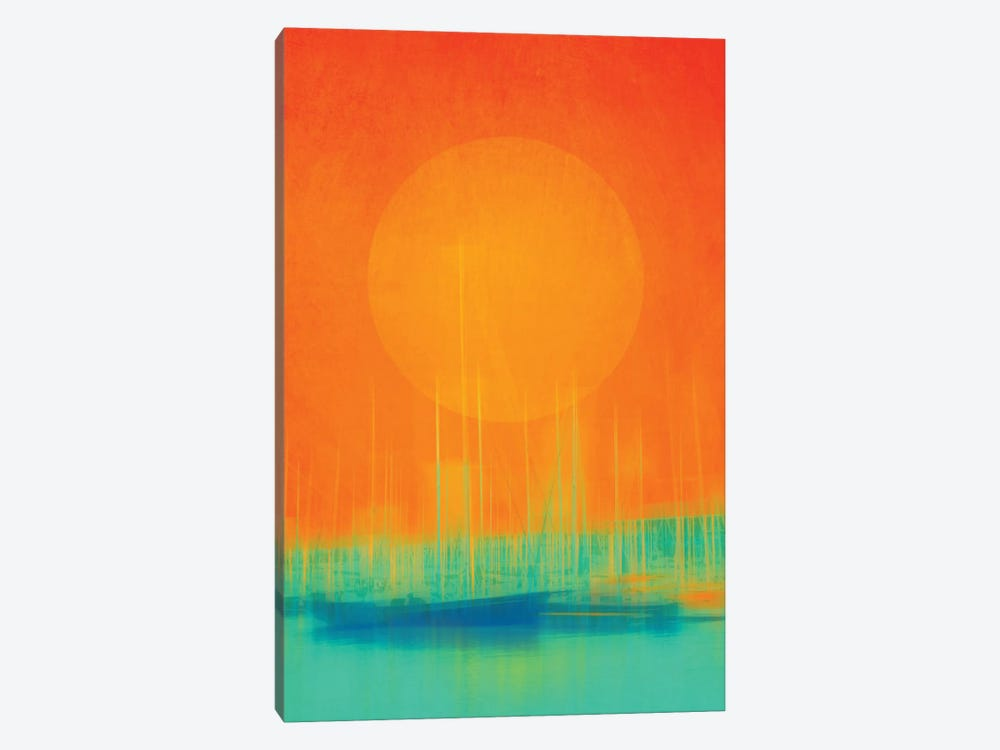 Marina Dream by Victor Vercesi 1-piece Canvas Art