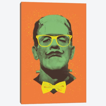 Mr. Frank Canvas Print #VIC14} by Victor Vercesi Canvas Artwork