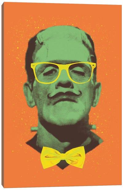 Mr. Frank Canvas Print #VIC14
