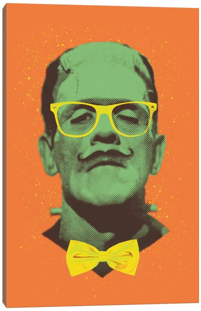 Mr. Frank Canvas Art Print