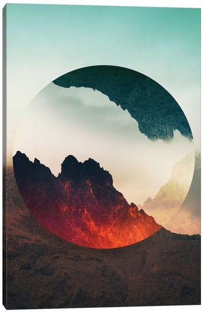 Second Sphere Canvas Art Print