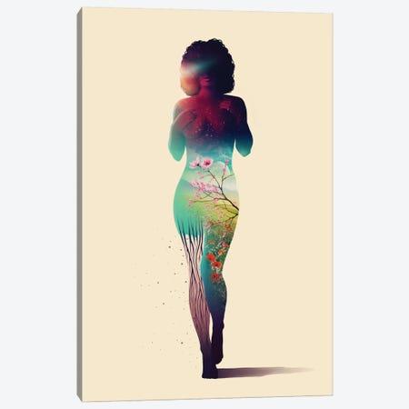 Stardust Canvas Print #VIC19} by Victor Vercesi Art Print