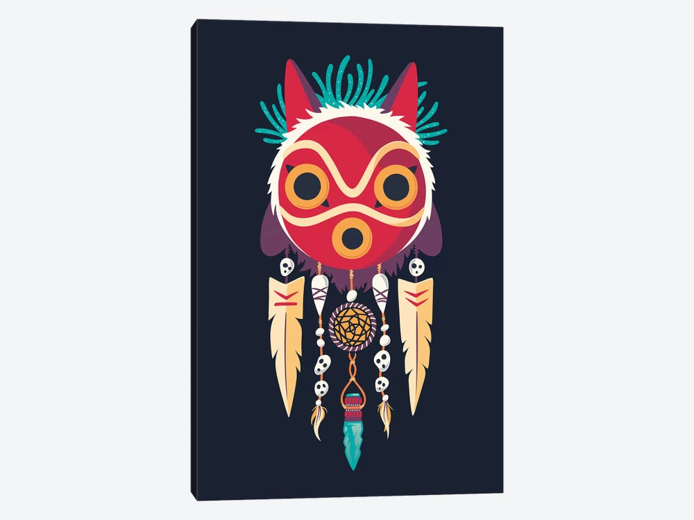Spirit Catcher by Victor Vercesi 1-piece Canvas Wall Art