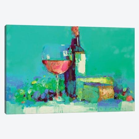 Blue cheese Canvas Print #VIK17} by Viktor Sheleg Canvas Artwork