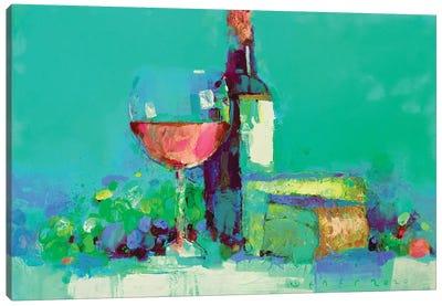 Blue cheese Canvas Art Print