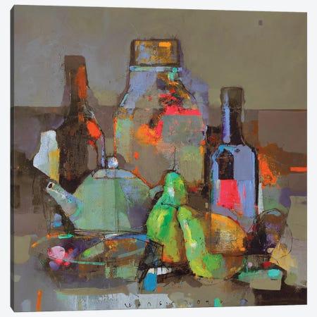 Evening still life Canvas Print #VIK18} by Viktor Sheleg Art Print