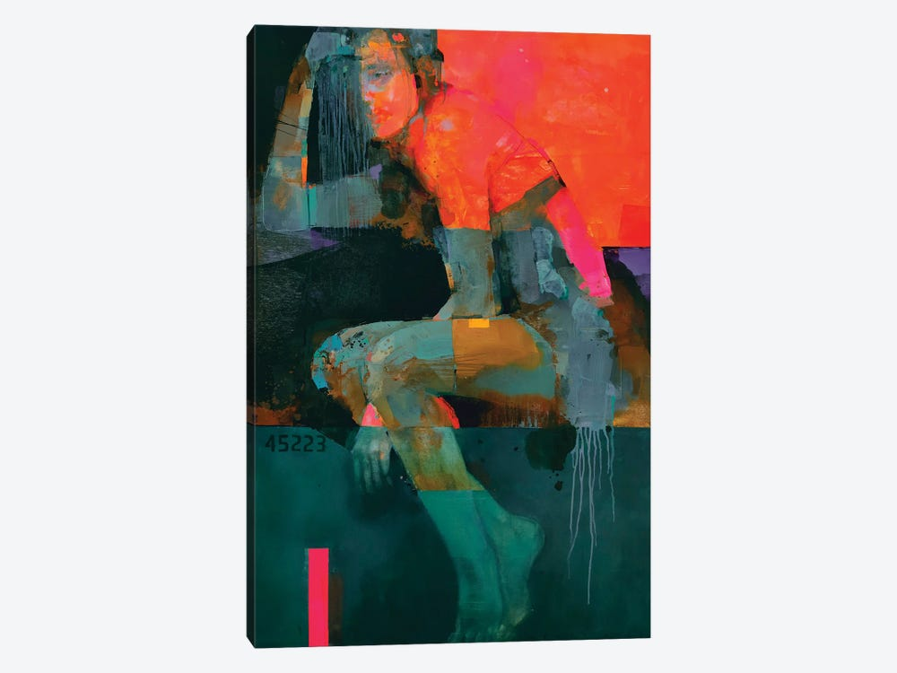 Heat by Viktor Sheleg 1-piece Canvas Art