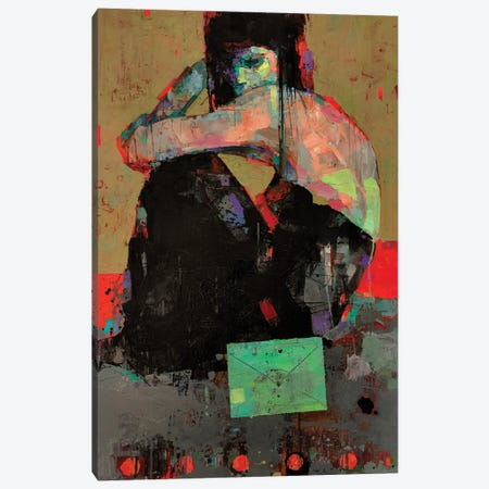 Letter Canvas Print #VIK30} by Viktor Sheleg Canvas Art Print