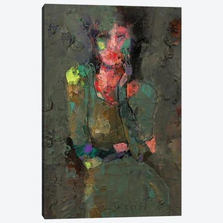 Pink Pearls Canvas Print #VIK31} by Viktor Sheleg Art Print