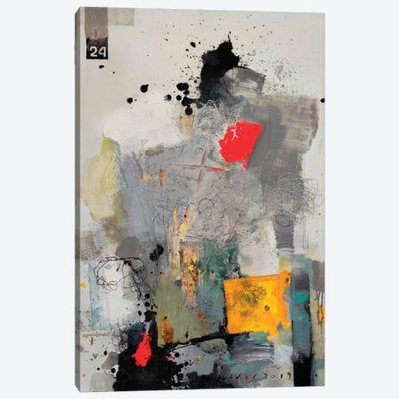 Art Response Canvas Print #VIK36} by Viktor Sheleg Canvas Wall Art