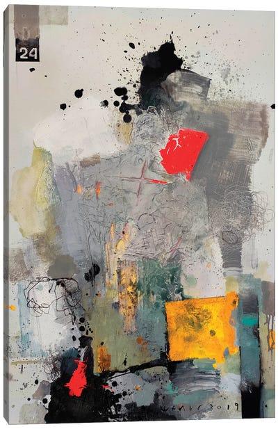 Art Response Canvas Art Print
