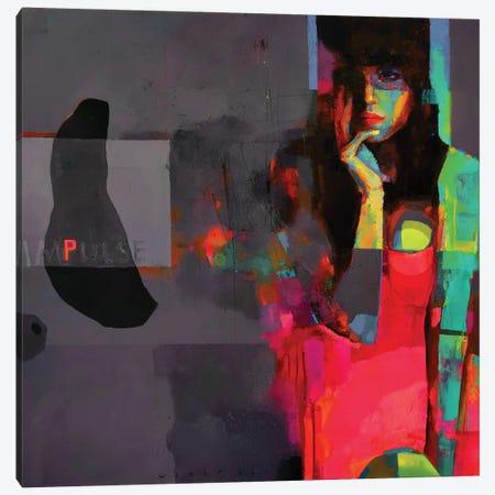 Impulse Canvas Print #VIK3} by Viktor Sheleg Canvas Wall Art