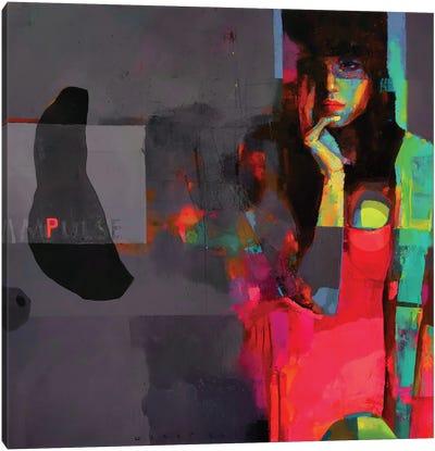Impulse Canvas Art Print