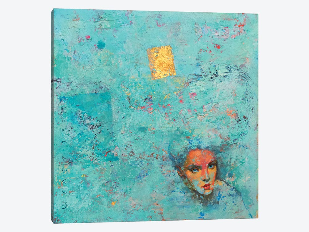 From The Parallel World by Viktor Sheleg 1-piece Canvas Artwork