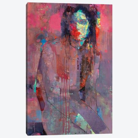 Plum jam Canvas Print #VIK53} by Viktor Sheleg Canvas Art Print