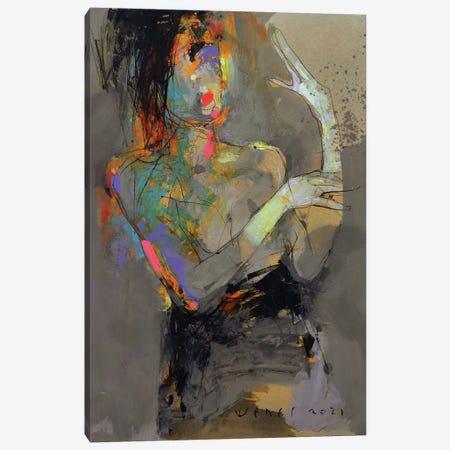 New gloves Canvas Print #VIK5} by Viktor Sheleg Art Print