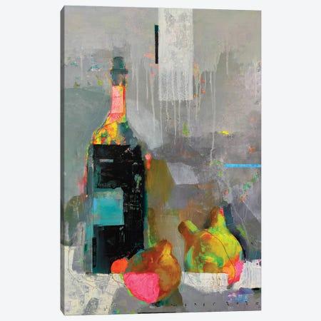 Pears Canvas Print #VIK6} by Viktor Sheleg Art Print