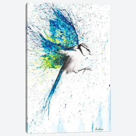 Summer Wings Canvas Print #VIN104} by Ashvin Harrison Art Print
