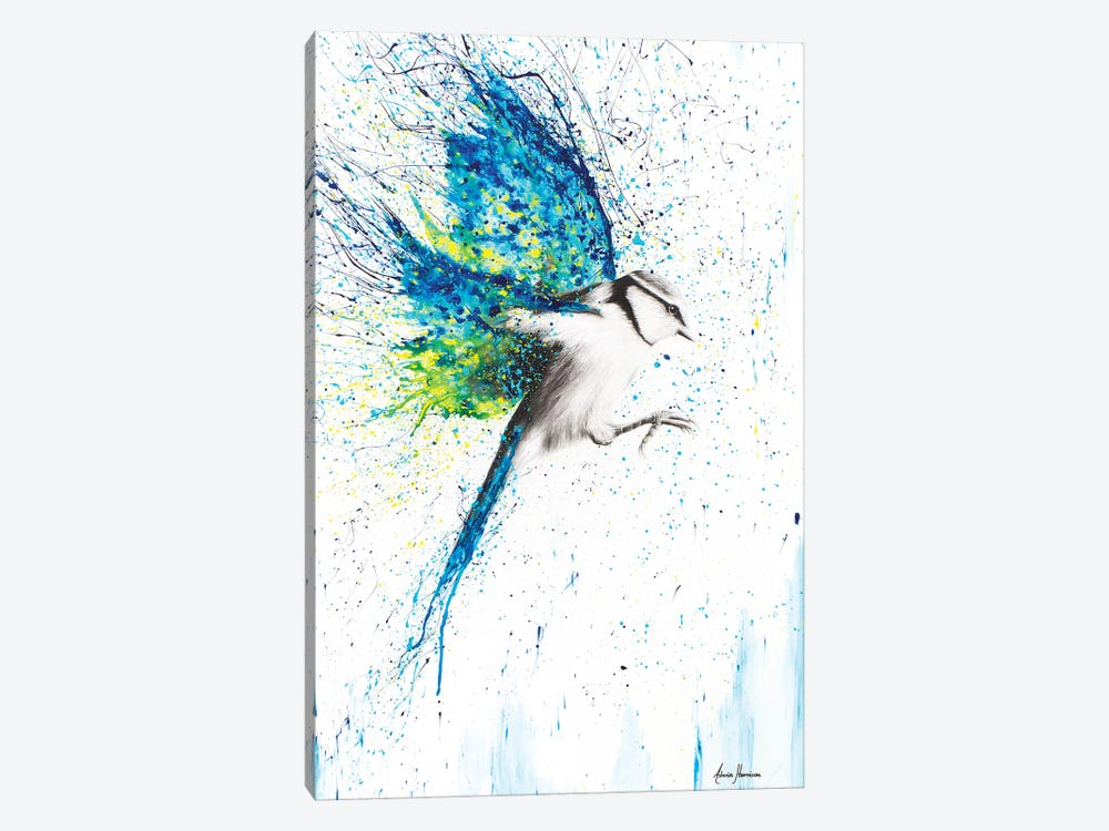 Summer Wings by Ashvin Harrison 1-piece Canvas Print