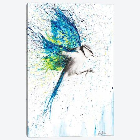 Summer Wings Canvas Print #VIN104} by Ashvin Harrison Art Print
