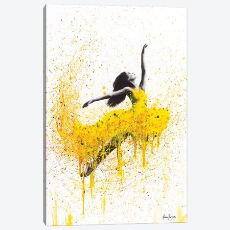 Sunflower Dancer Canvas Print #VIN105} by Ashvin Harrison Canvas Print