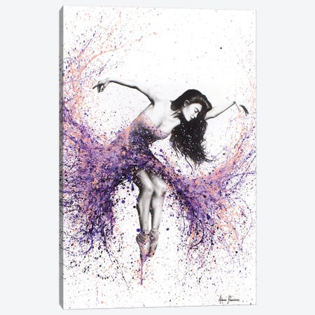 The Last Coral Dance Canvas Print #VIN109} by Ashvin Harrison Canvas Art