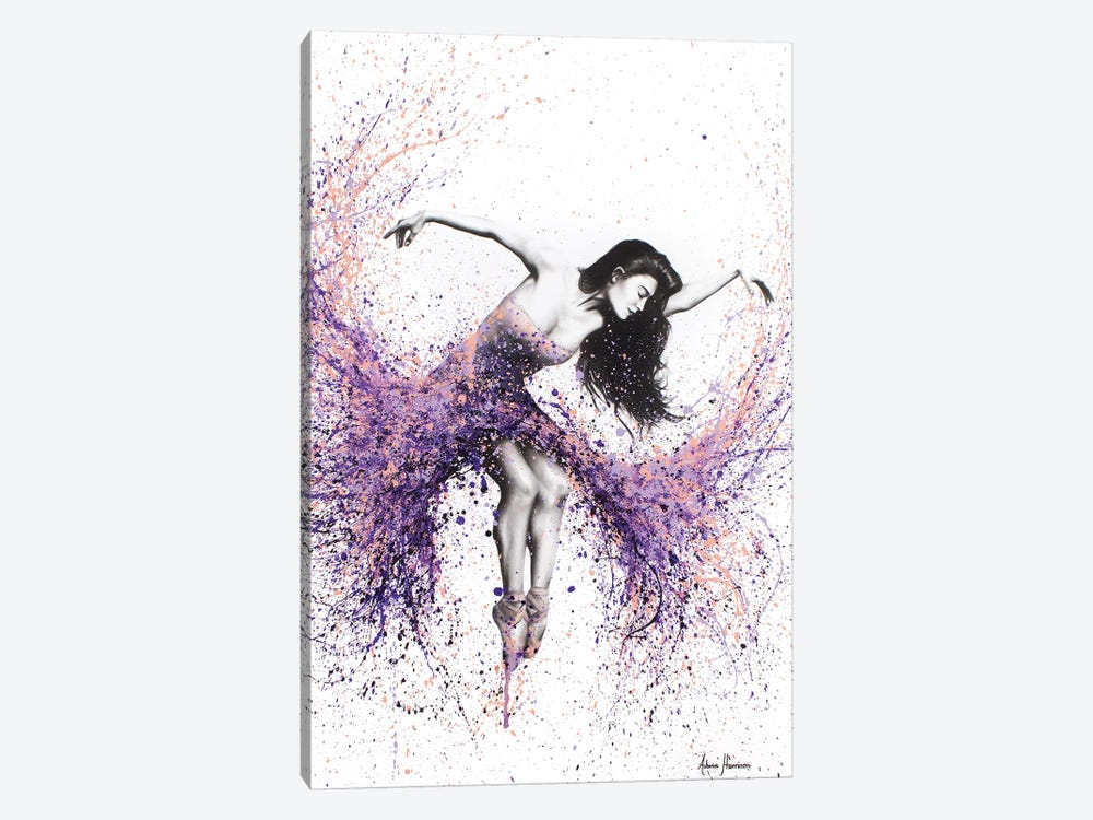 The Last Coral Dance by Ashvin Harrison 1-piece Canvas Art